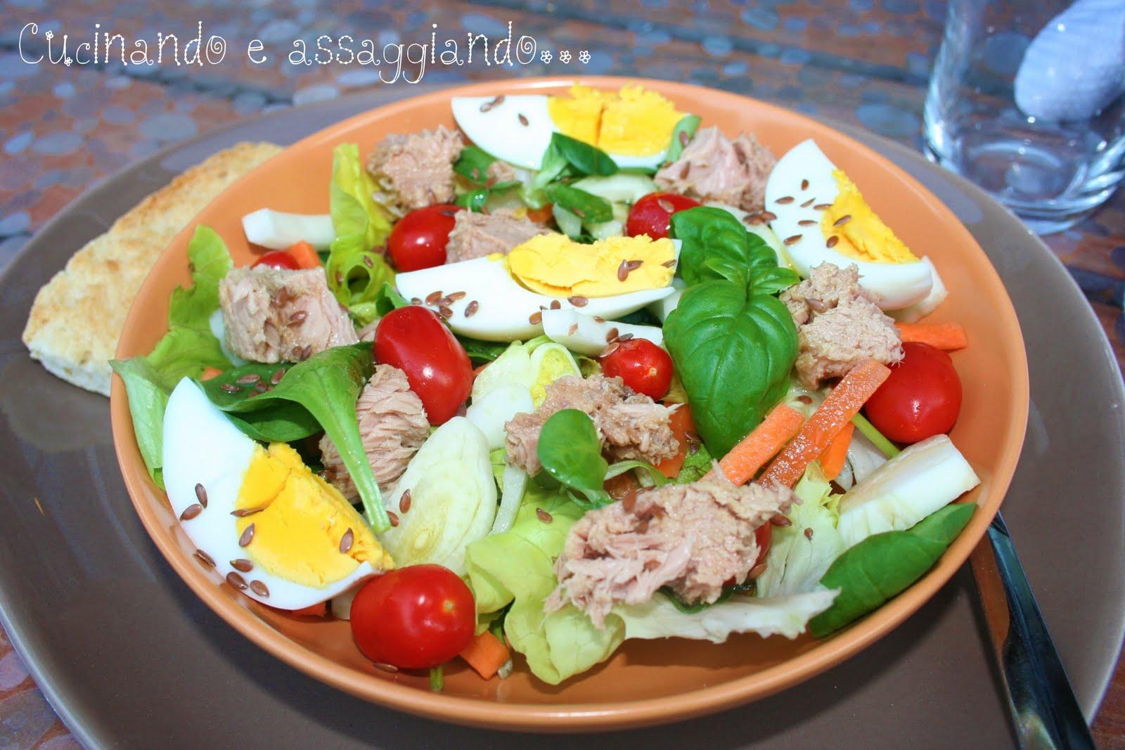 cucinando e assaggiando...: aprile 2011 - Pranzi Sani E Leggeri