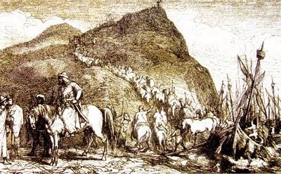 Desembarco de Tarik