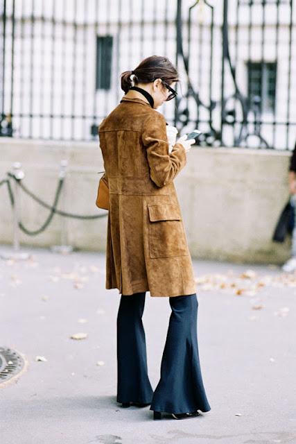 Vanessa Jackman - Paris Fashion Week SS 2016 - Before Roland Mouret