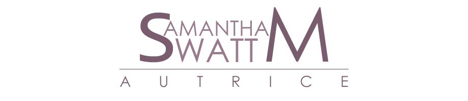 Samantha M. Swatt | Autrice