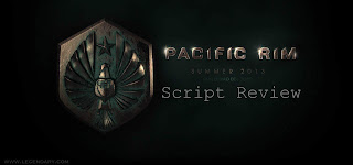 Pacific Rim - Sript Review