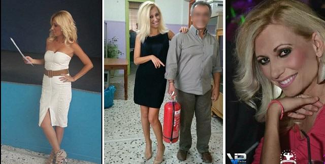 «Θέλω να τιμώ τους ήρωες» λέει η καυκάσια  δασκάλα που έκανε… πασαρέλα στο Ναύπλιο