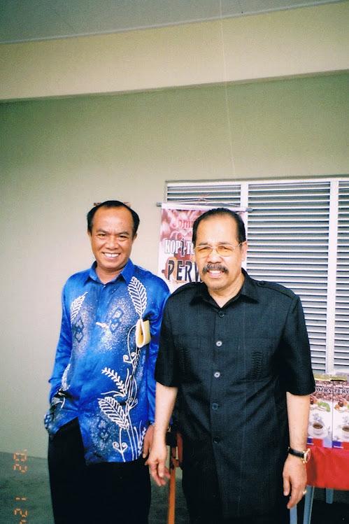 KEHADIRAN PENGERUSI PERSATUAN BEKAS TENTERA MALAYSIA SANGAT DIHARGAI