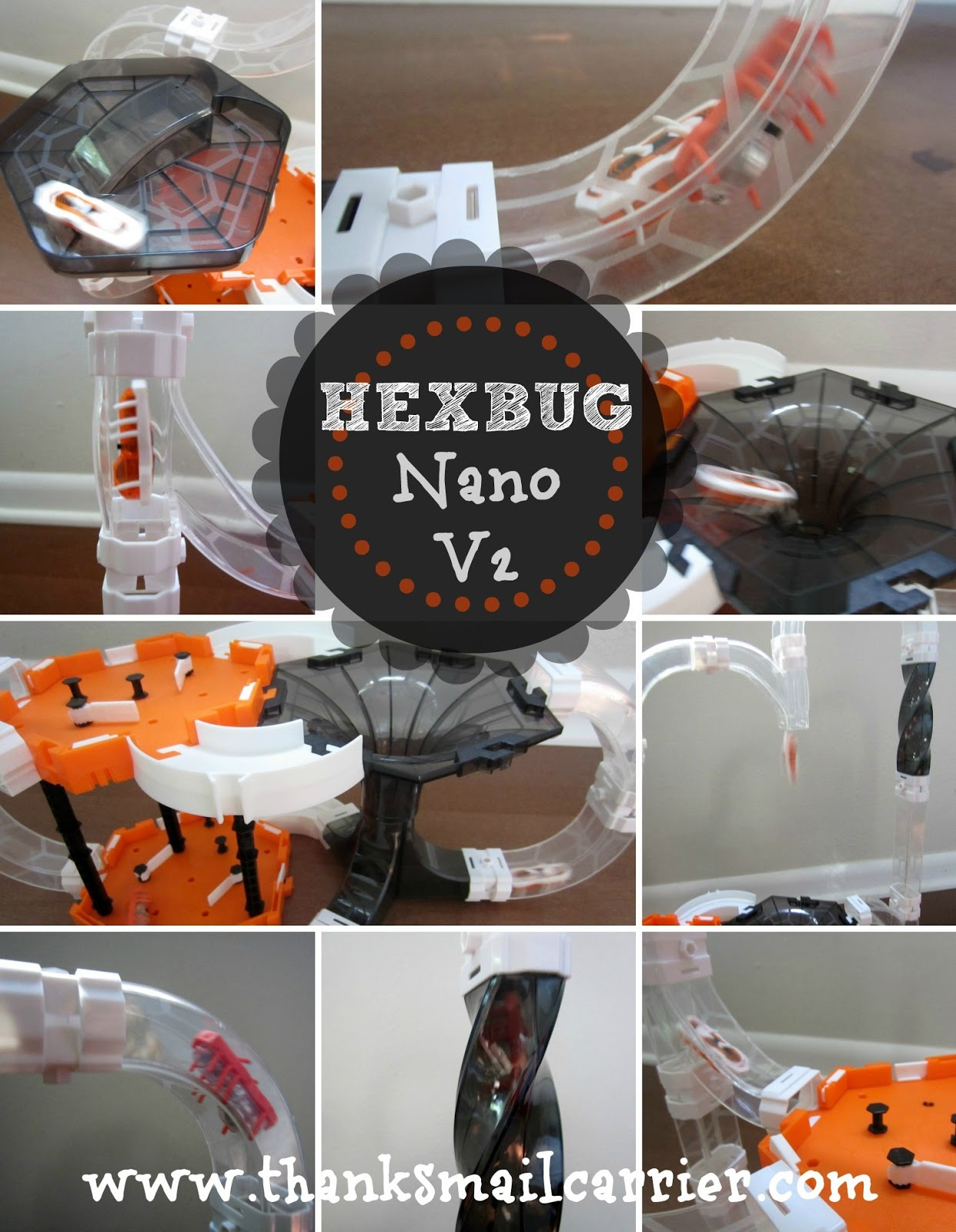 HEXBUG Nano V2 review
