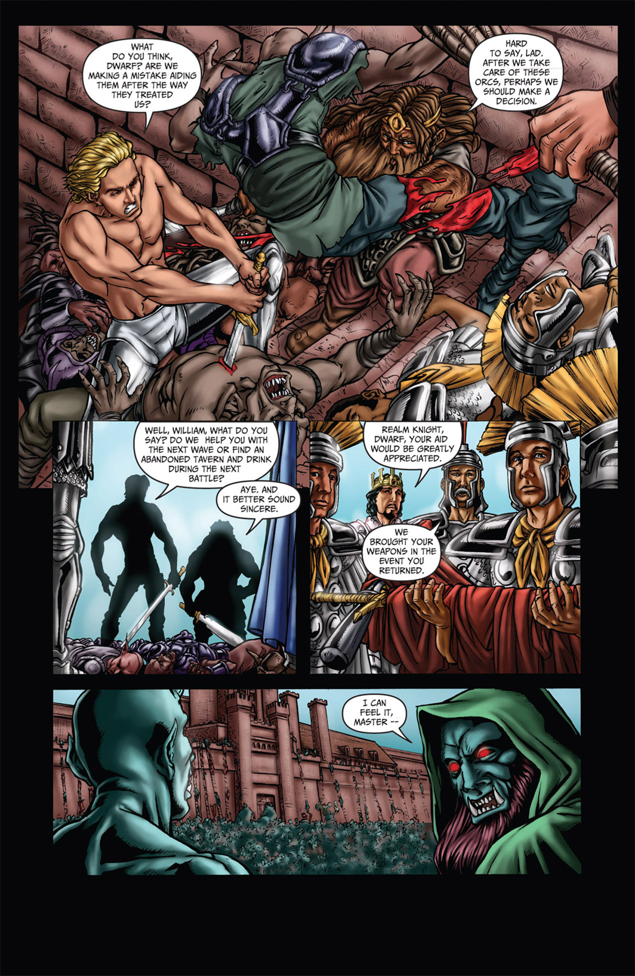 Grimm Fairy Tales (2005) Issue #60 #63 - English 14