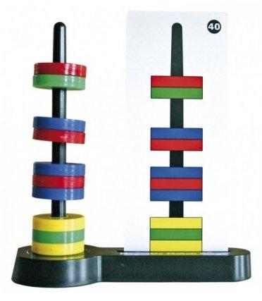 so macht lernen spa ringmagnete bereinander schweben lassen magnetspiel f r vorsch ler. Black Bedroom Furniture Sets. Home Design Ideas