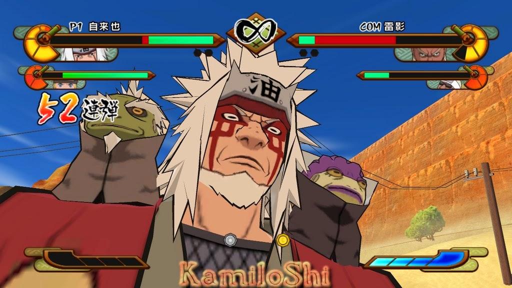 Naruto shippuden gekitou ninja taisen special (pc-game) audio y textos (japones) iso crack (no requiere) 234 gb a0f1o