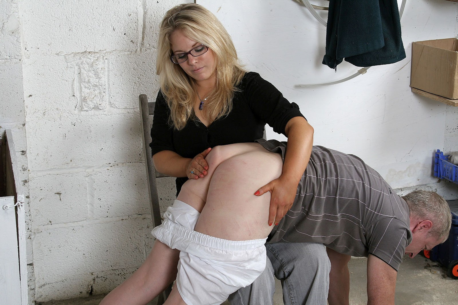 horny mom jacks off young boy