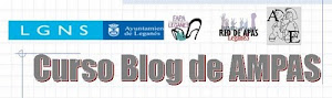 CURSO DE BLOG PARA AMPAS DE LEGANS