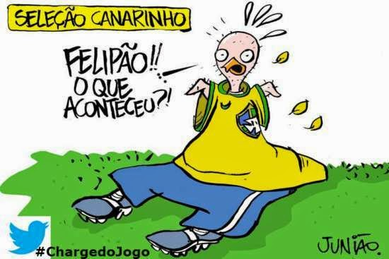 Brazil, Alemanha, Cartoon, Junião, No Comments, Cartoon,