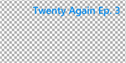 Sinopsis Twenty Again episode 3 (bagian 2)