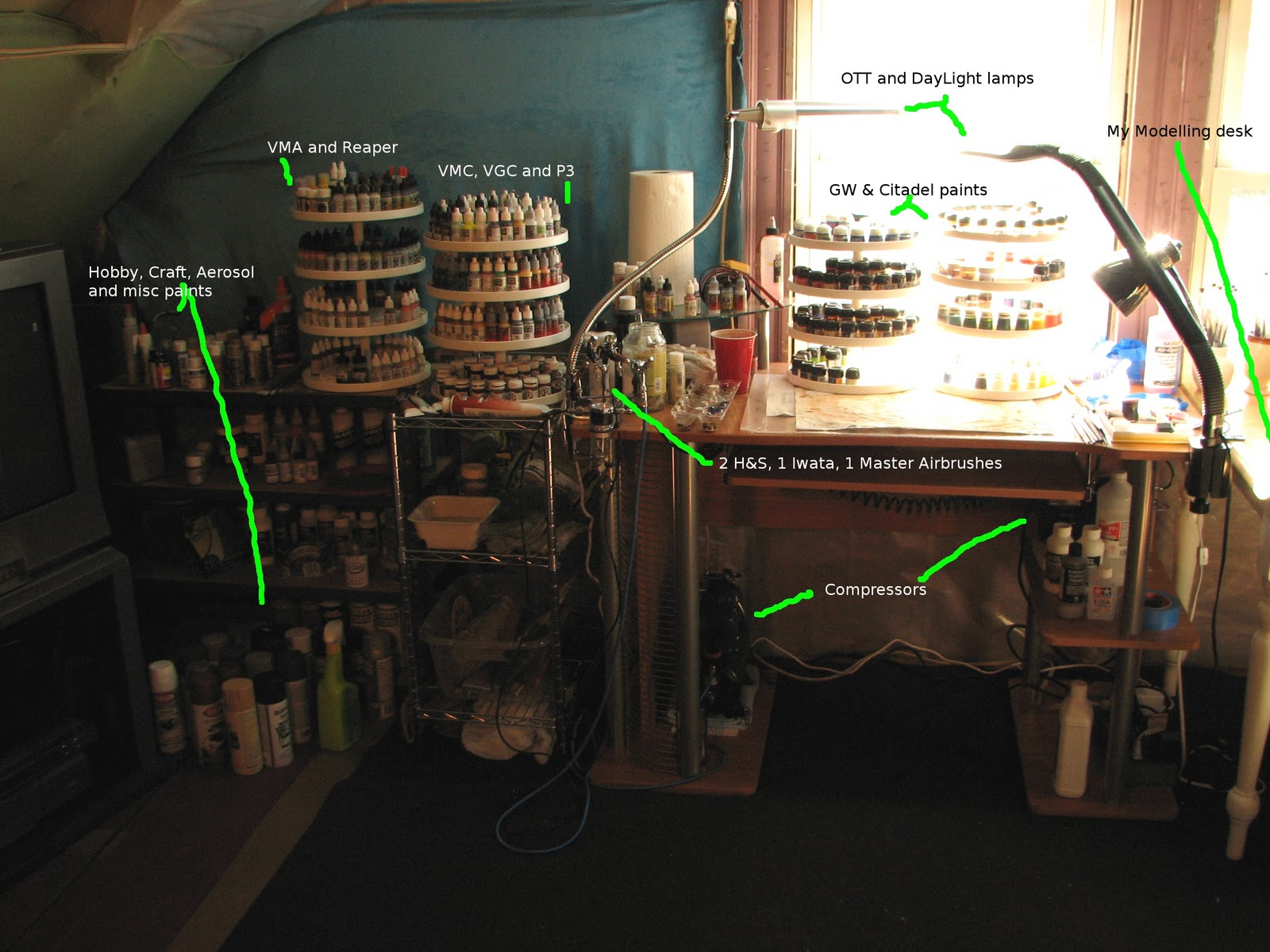 Colonel Shofers Mild Ocd Model Blog 05 Nov 2011 Dog Repellent Ultrasonic Circuit 2 Electronicslab The Guy With A Crap Ton Of Paints