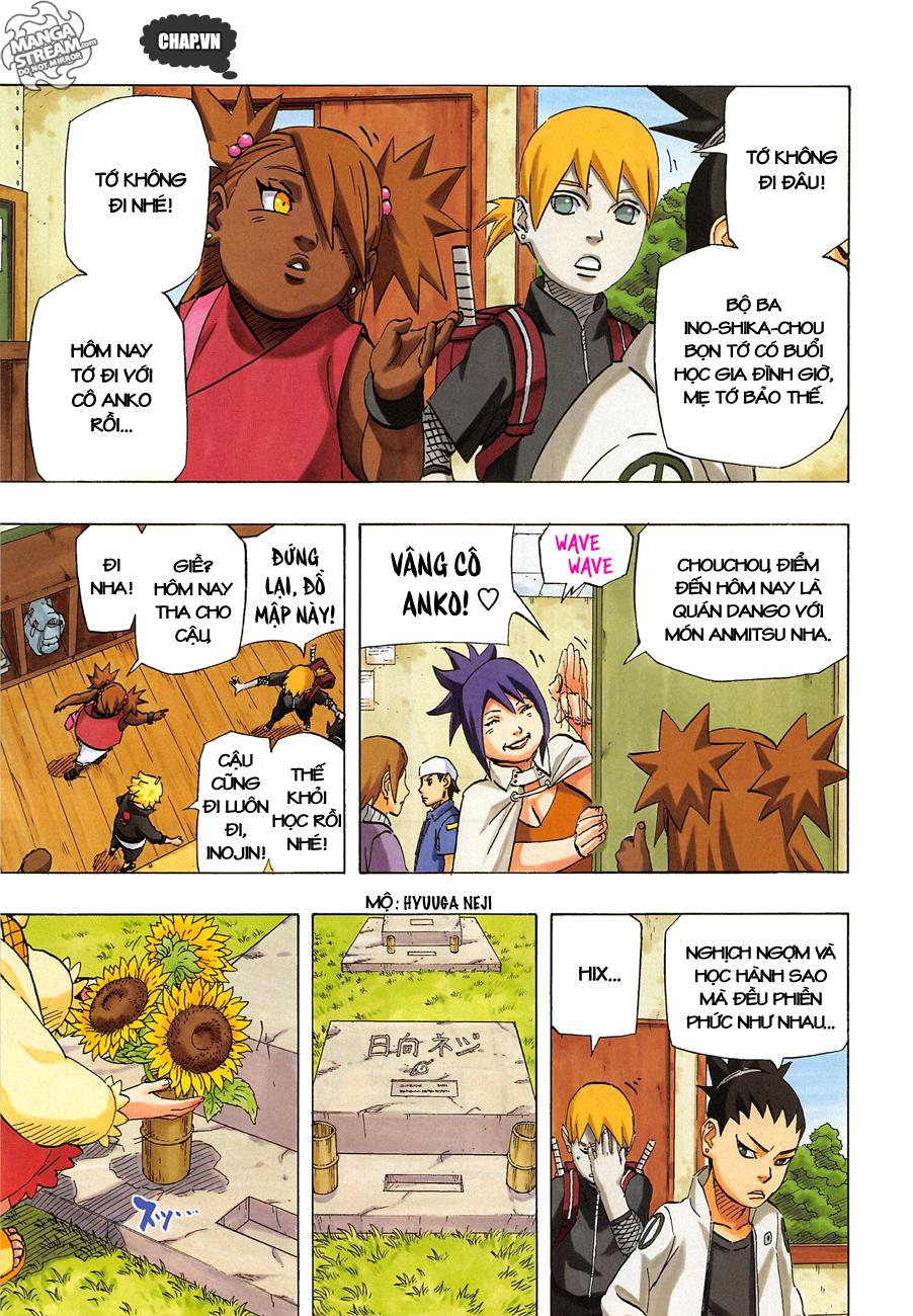 Naruto chap 700 – Chap cuối Trang 3