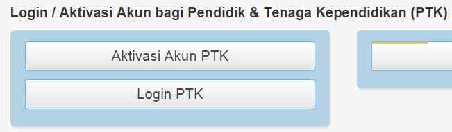 Gambar login PTK