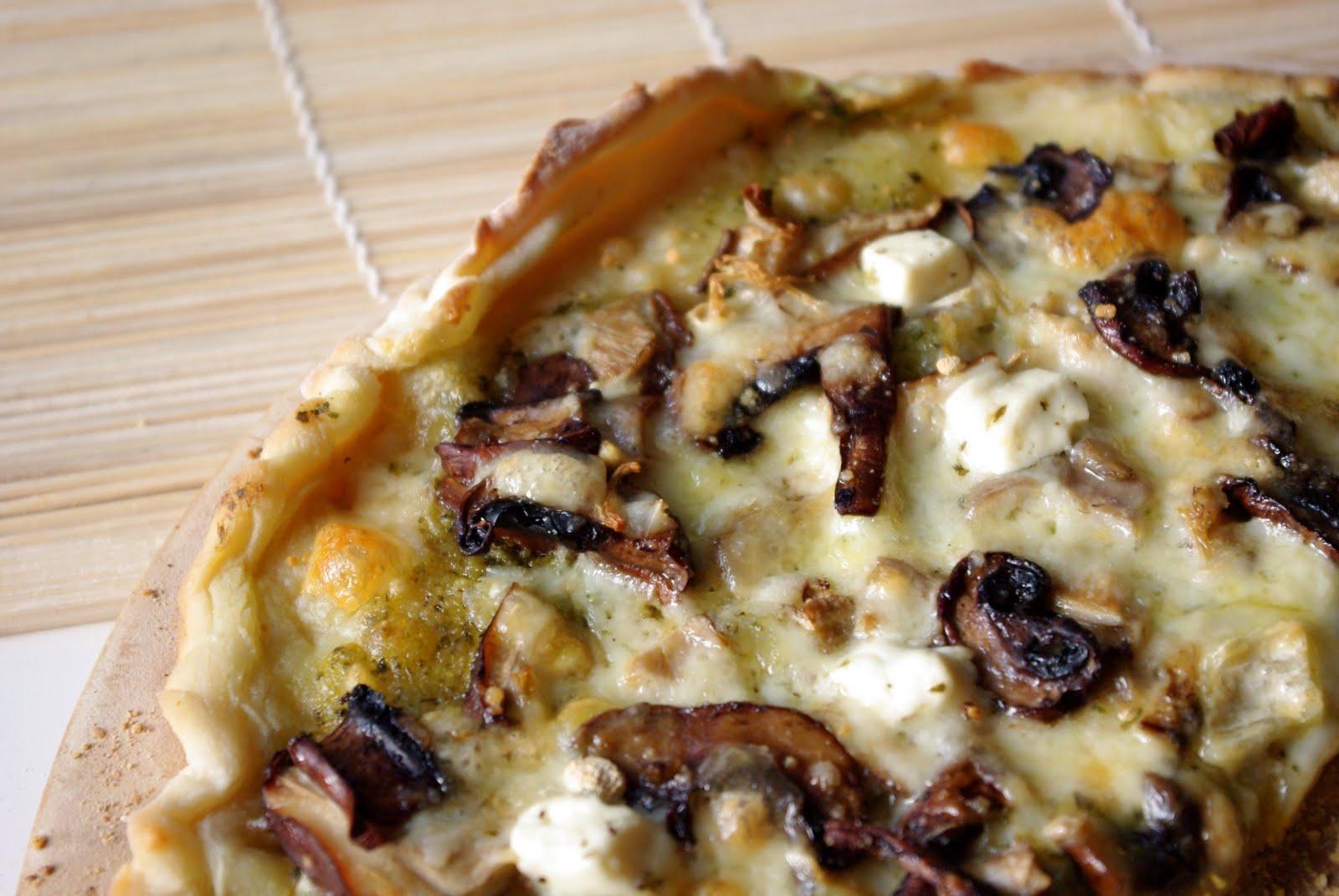 Пицца с грибами пошаговый рецепт с фото - Вкуссовет. ру 89