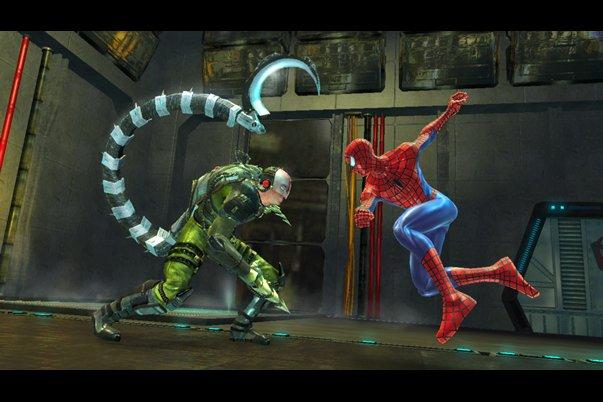 P Spiderman Games Spiderman 3 PC