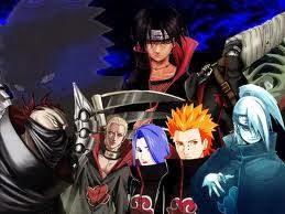 Gambar Team Akatsuke