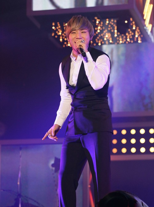 Big Bang, Japan, Daesung