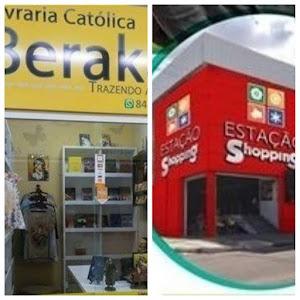 LIVRARIA CATÓLICA BERAKÁ