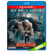 Rampage: Devastación (2018) BRRip 1080p Audio Dual Latino-Ingles