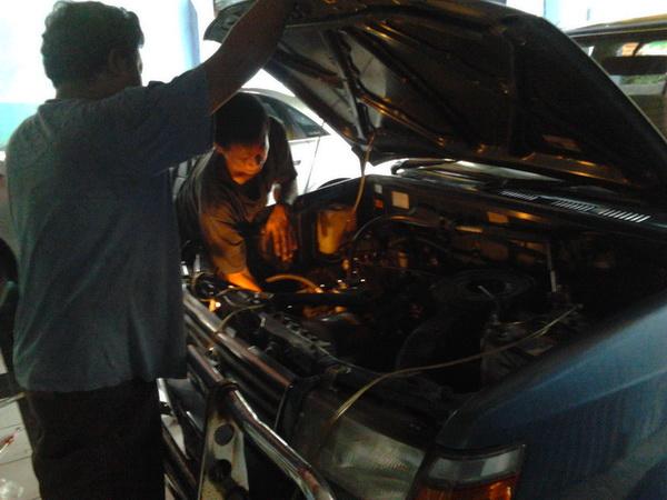 Perbaikan Ac Mobil Kijang Kapsul
