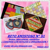 RETO AMISTOSO No. 51