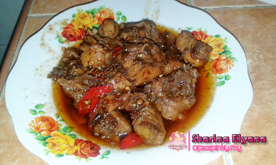 Masak Ayam dari Rempah Mama Mia