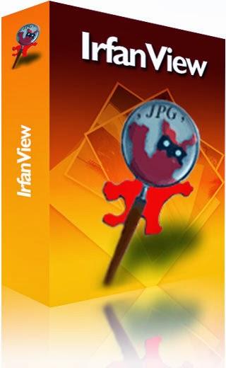 برنامج irfanview لعرض وتحرير الصور
