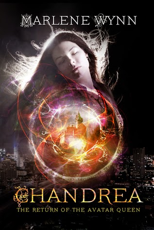 Chandrea The Return of the Avatar Queen by Marlene Wynn Paranormal Fantasy