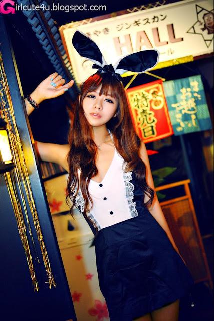 5 Wang Tingyu - Bunny-very cute asian girl-girlcute4u.blogspot.com