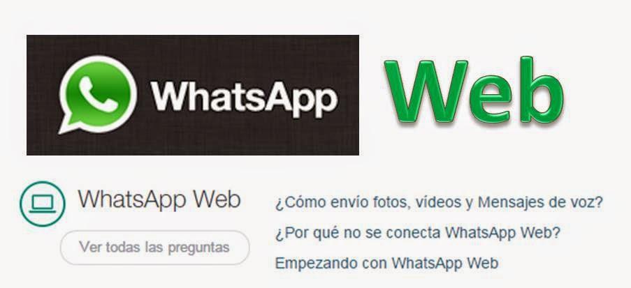 Nuevo WhatsApp Web