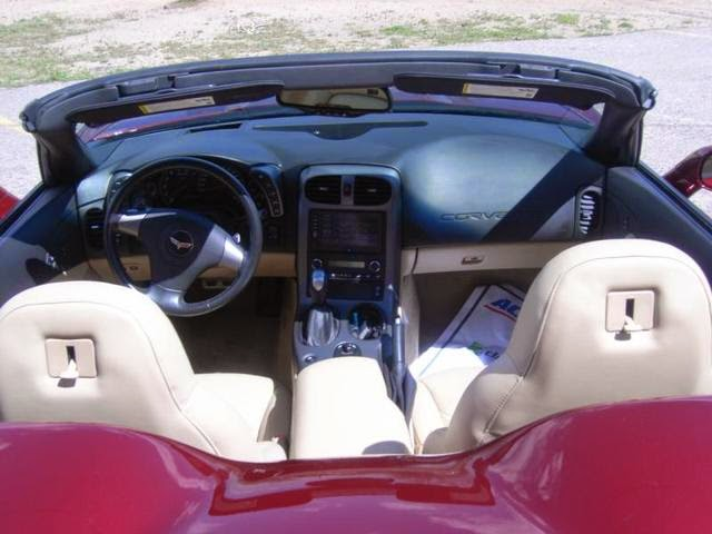 2006 Chevrolet Corvette Convertible at Purifoy Chevrolet