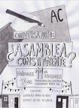 Vecinos de La Legua hablan sobre Asamblea Constituyente