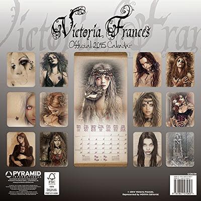 Gothic, Dark, Horror and Vampire Calendars for Goth