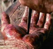 Gracias Jesús por perdonarme en la cruz. Clavados en la cruz quedaron mis pecados. Poema de Semana Santa. Muerte de Jesús. Clavos que traspasaron a Jesús. Salvación me dio Jesús al morir en la cruz. Mis pecados quedaron en la cruz.Dios me perdonó al morir por mi.
