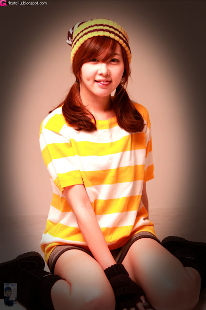 1 Jung Se On - Cute Yellow-very cute asian girl-girlcute4u.blogspot.com
