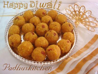 Boondi Laddu-Diwali Special