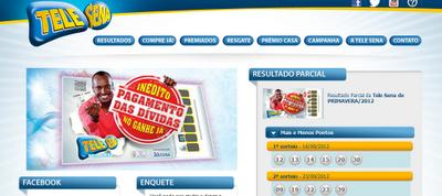 TELE SENA DE PRIMAVERA 2012- RESULTADOS