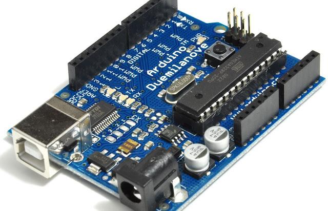 Gambar board arduino
