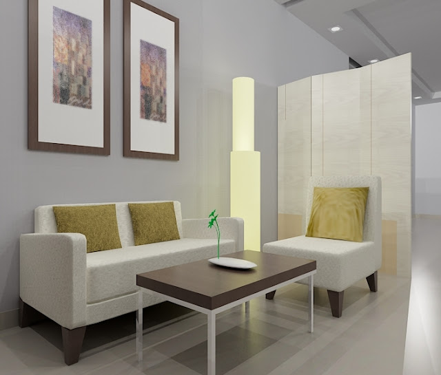 Tips mudah dekorasi ruang tamu minimalis