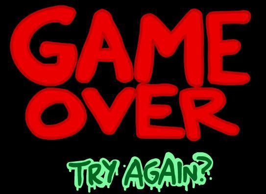 SLEEP MODE  Game-over