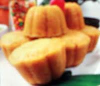 Resep Kue Mangkok Gula Merah Enak