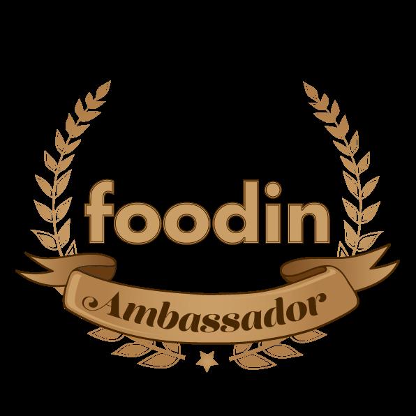 @sarppahei yhteistyössä Foodinin kanssa