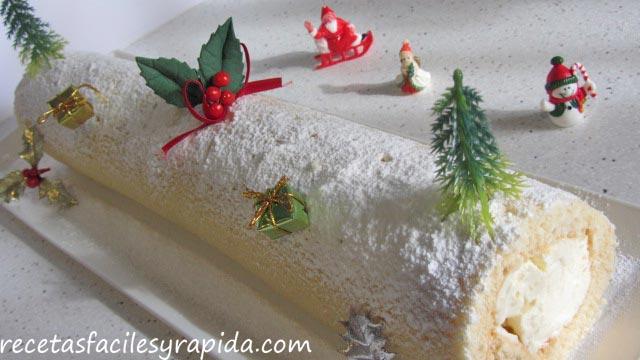 Tronco de Navidad