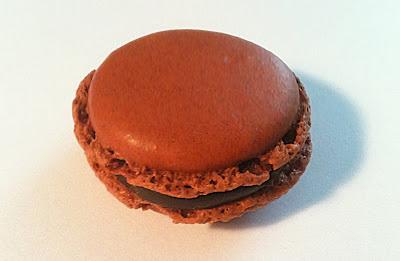 Les meilleurs macarons au chocolat de Paris - La Grande Epicerie