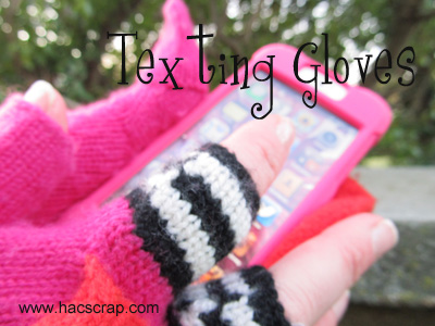 Kate Spade Texting Gloves