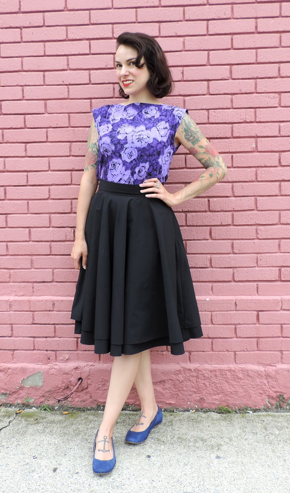 Gertie\'s New Blog for Better Sewing: Make This Top! Free Vintage ...