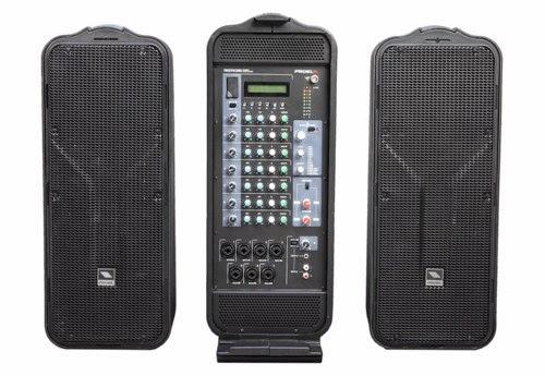 sisteme audio portabile proel