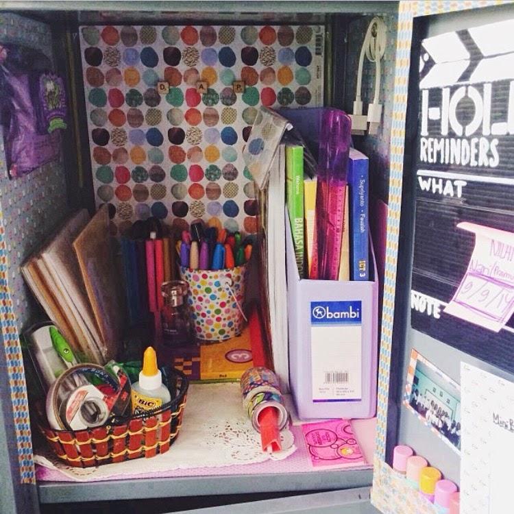 Good Organization/Decorations