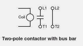 contactors electrical wiring diagrams for air conditioning systems part one bus bar wiring diagram at gsmx.co
